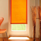Roleta easyfix termo oranžová, 97 x 150 cm