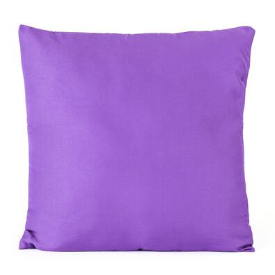Polštářek Katie fialová, 40 x 40 cm