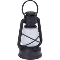 Mervin lángokat imitáló lámpás időzítővel, 22 cm