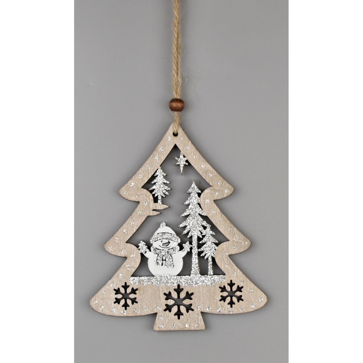 Vánoční závěsná dekorace Christmas sapling, 23 cm