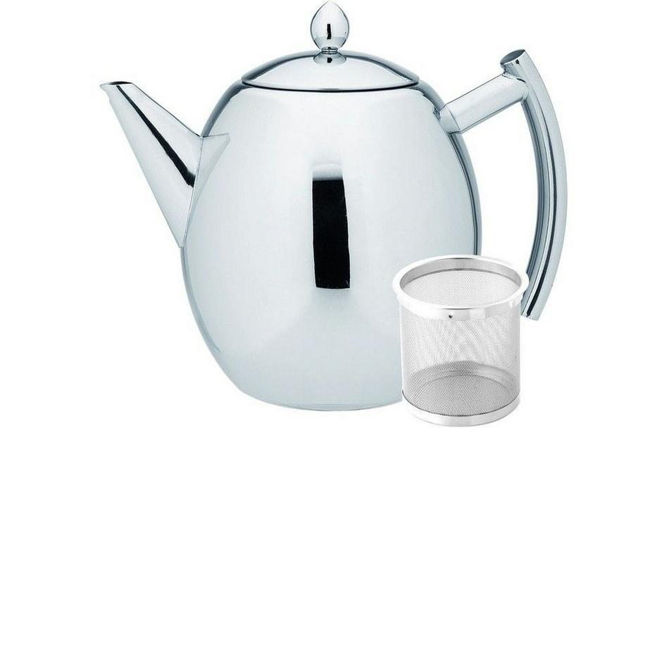 Renberg nerezová kanvica na čaj,