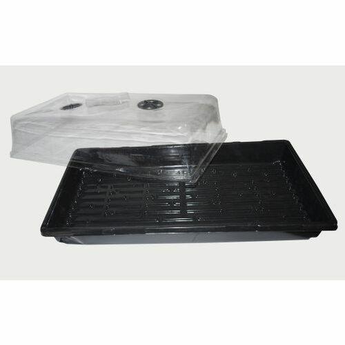 Minipařeniště s ventilací 55 x 29 x 18 cm