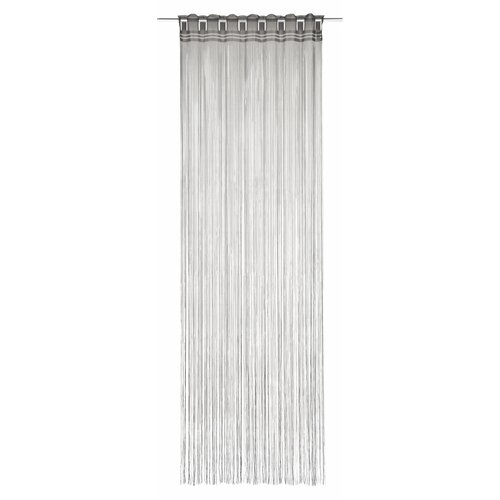 Albani Firana sznurkowa Cord szary, 90 x 245 cm
