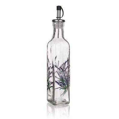 Banquet Fľaša na olej Lavender 500 ml