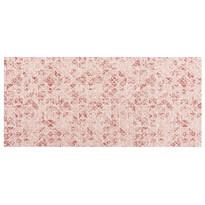 Traversă masă roșie, 40 x 140 cm