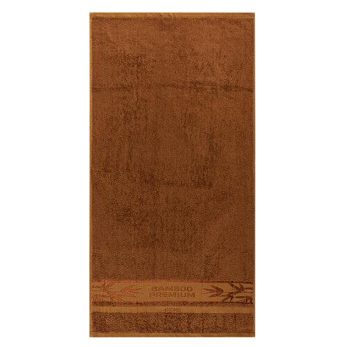 Prosop 4Home Bamboo Premium maro, 50 x 100 cm