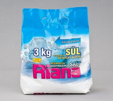 Regenerační sůl do myčky