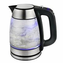 Kalorik JK 1040 Cyfrowy szklany czajnik bezprzewodowy 1,7 l