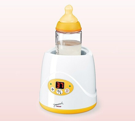 Ohřívač kojeneckých lahví Beurer JBY52, bílá