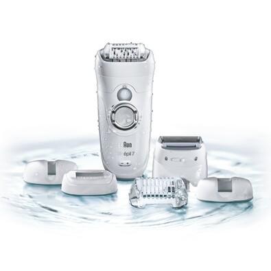Braun SE 7-561 Wet&Dry epilátor