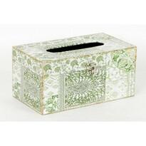 Box na kapesníky Botanical, 25 cm