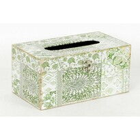 Pudełko na chusteczki Botanical, 25 cm