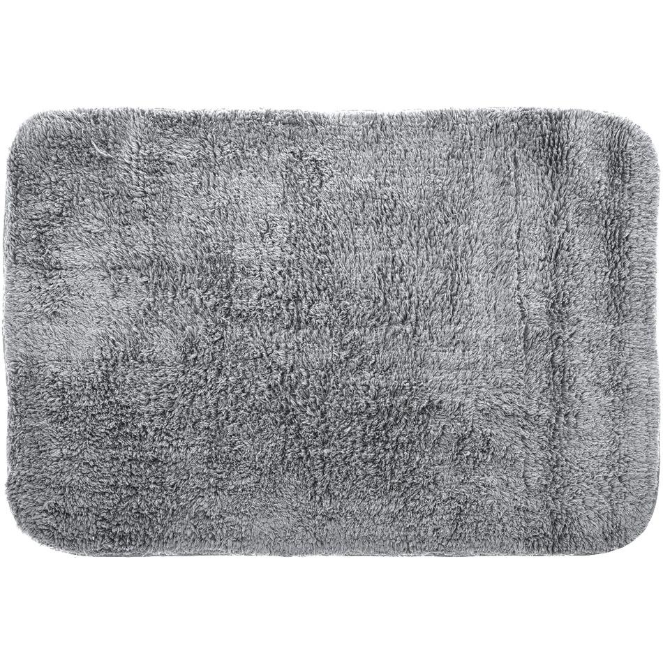 Koopman Koupelnová předložka Julius šedá, 60 x 90 cm
