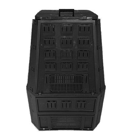 Kompostér Prosperplast Evogreen 850 l černý IKEV850C - S411