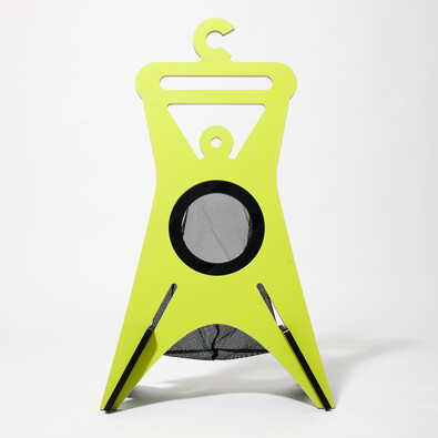 Němý sluha TONDA 94,9 cm, zelený
