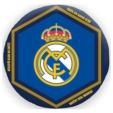 Polštářek Real Madrid, 30 cm