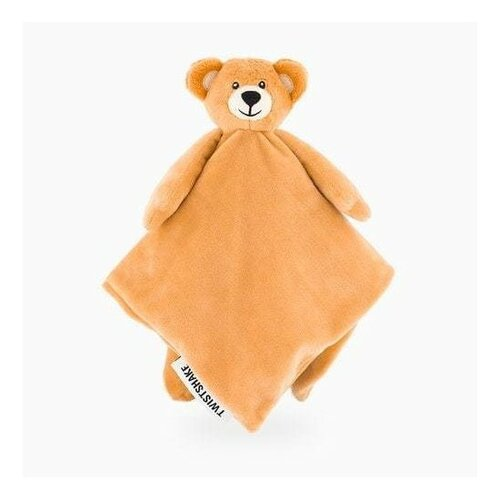 Twistshake Uklidňující deka Medvídek