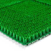 Venkovní rohožka Tráva zelená, 40 x 60 cm