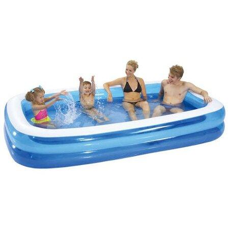 Nafukovací bazén, obdĺžnikový