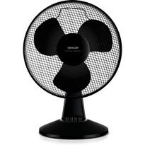 Sencor SFE 4021BK stolný ventilátor, čierna