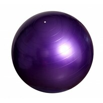 Gymnastická lopta fialová, pr. 65 cm