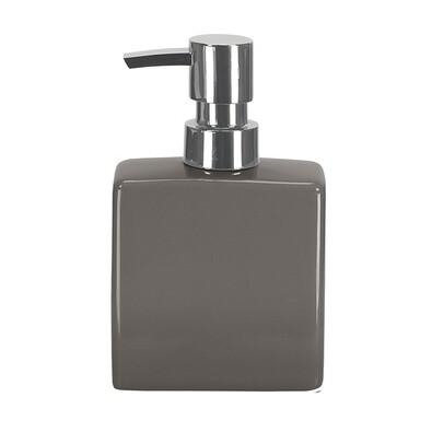 Dávkovač mýdla flakon šedá
