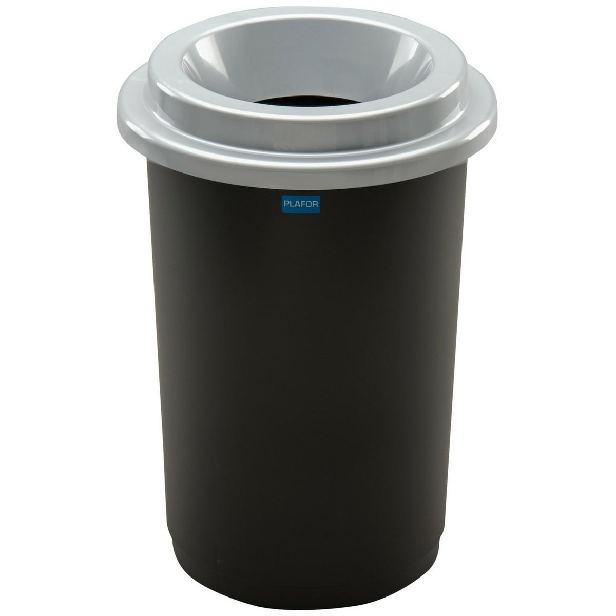 Aldo Odpadkový kôš na triedený odpad Eco Bin 50 l, strieborná