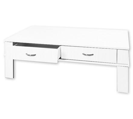 Konferenční stolek bílý