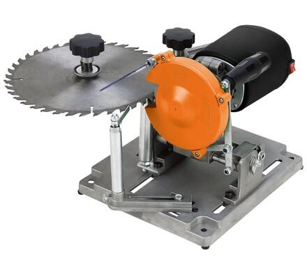 Sharks SH400 pilová ostřička kotoučů oranžová