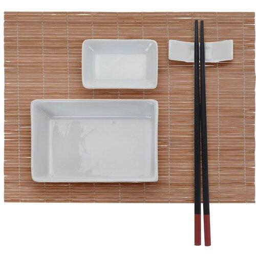 10-dielna sushi sada