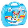 Jucărie valiză doctor, albastru