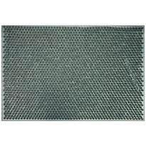 Gumová rohožka Emma sivá, 40 x 60 cm