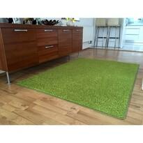 Color shaggy darabszőnyeg, zöld, 60 x 110 cm
