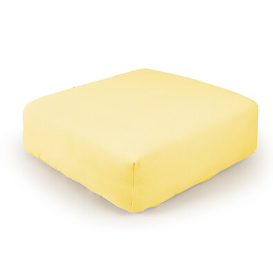 Plachta žerzej, žltá, 180 x 200 cm