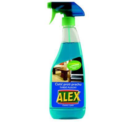 Sprej proti prachu ALEX 375 ml s rozprašovačem