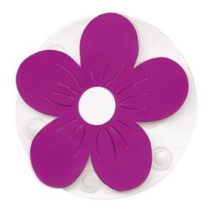 Kleine Wolke Protiskluzové podložky do vany Viola  4 ks, fialová