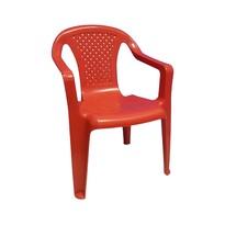 Dětská židle, červená