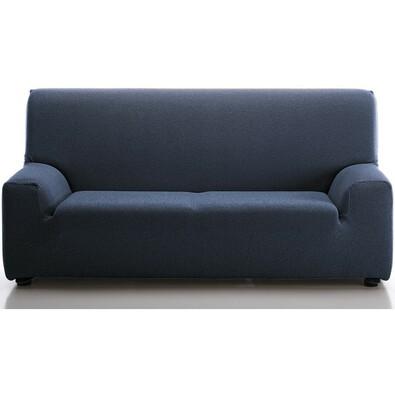 Multielastický poťah na sedaciu súpravu Petra modrá, 140 - 200 cm