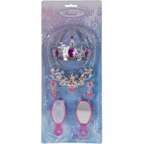 Koopman Dziecięcy zestaw biżuterii Magic princess, różowy