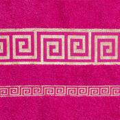 Osuška Atény růžová, 70 x 140 cm