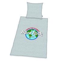 Bavlnené obliečky Hard Rock Cafe Save The Planet, 140 x 200 cm, 70 x 90 cm