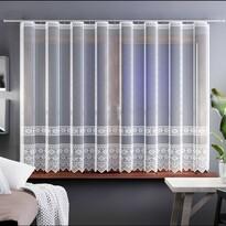 Záclona Samanta biela, 280 x 130 cm