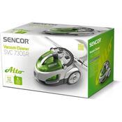 Sencor SVC 730GR-EUE2 podlahový vysavač zelená