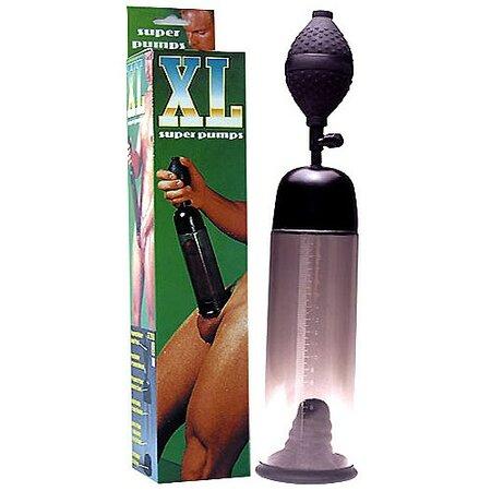 Vakuová pumpa na penis XL