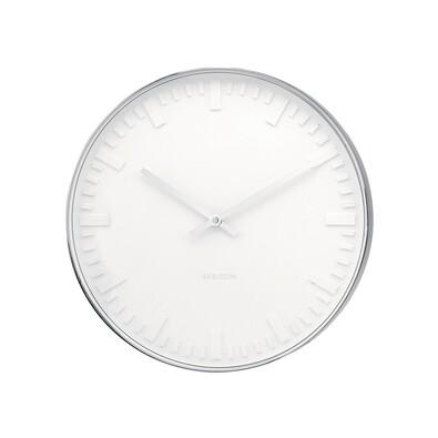 Karlsson 4384 Designové nástěnné hodiny, 38 cm