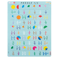 Larsen Puzzle Tӧrtek, 35 darab