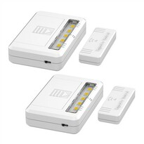 Solight WL908 LED svetielka do skríň a zásuviek, 2 KS