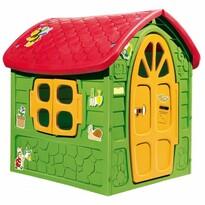 Dohány Dětský zahradní domek zelená, 111 x 113 x 120 cm