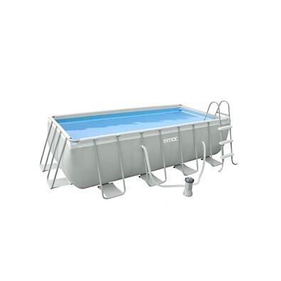 Marimex Bazén Tahiti 2,0 x 4,0 x 1,0 m s filtrací