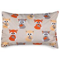 4home Poszewka na poduszkę Little Fox